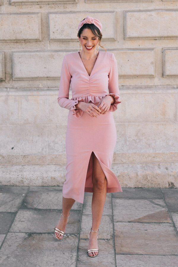 vestido ivy rose
