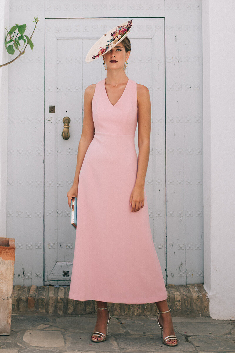 vestido amanda rose