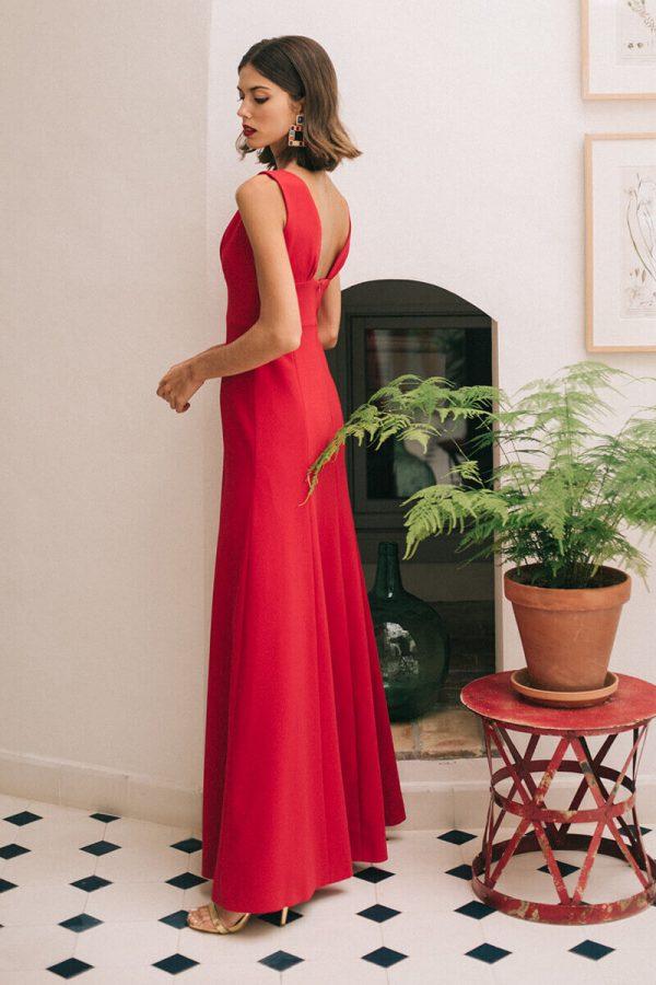 vestido carmen amapola