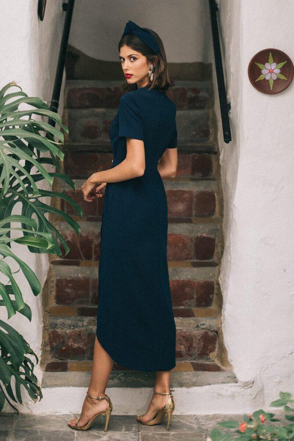 vestido olivia marino