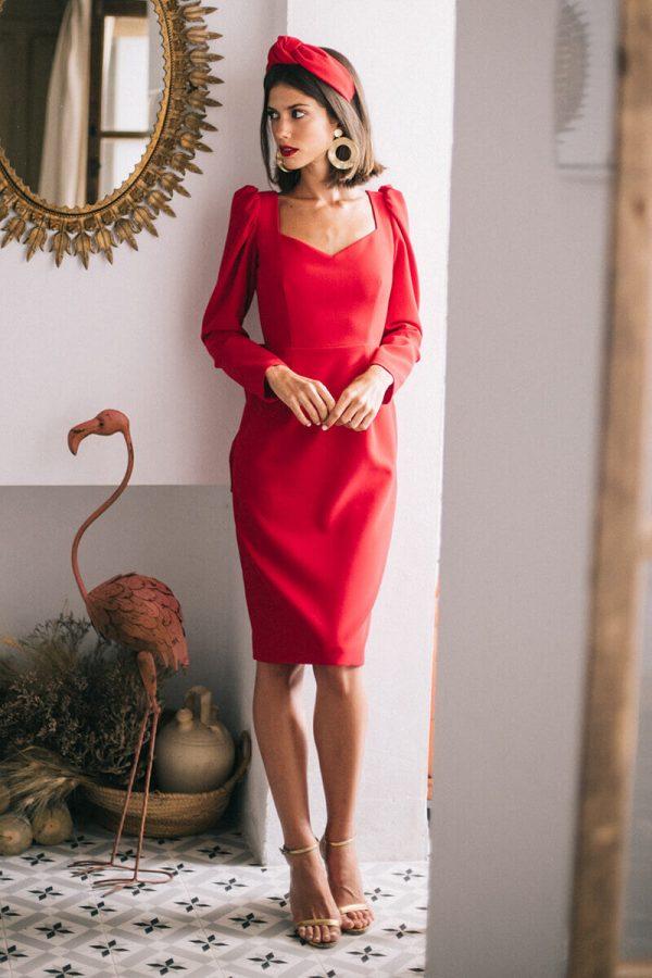 vestido roberta amapola