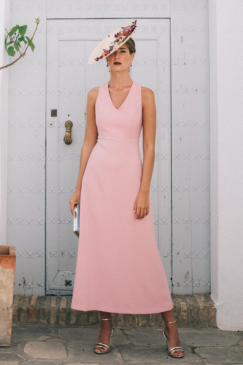 largo de vestido