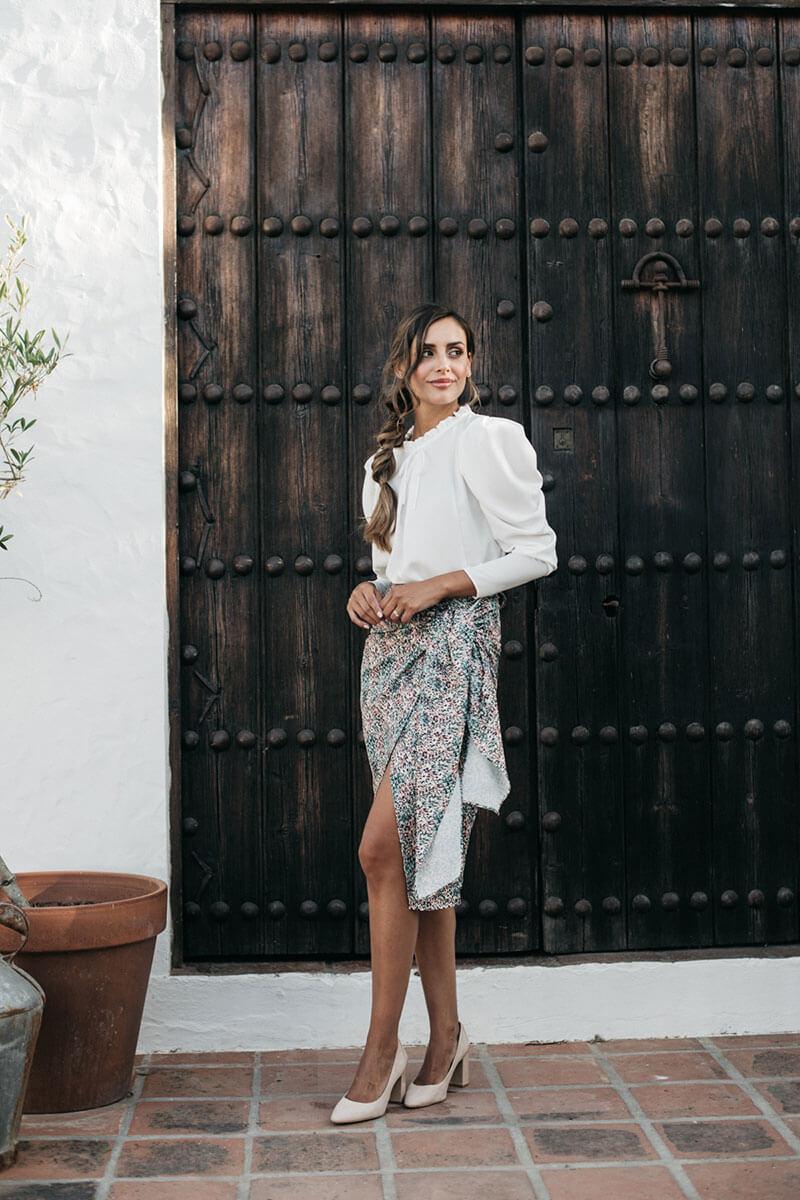 Blusa Select Blanc
