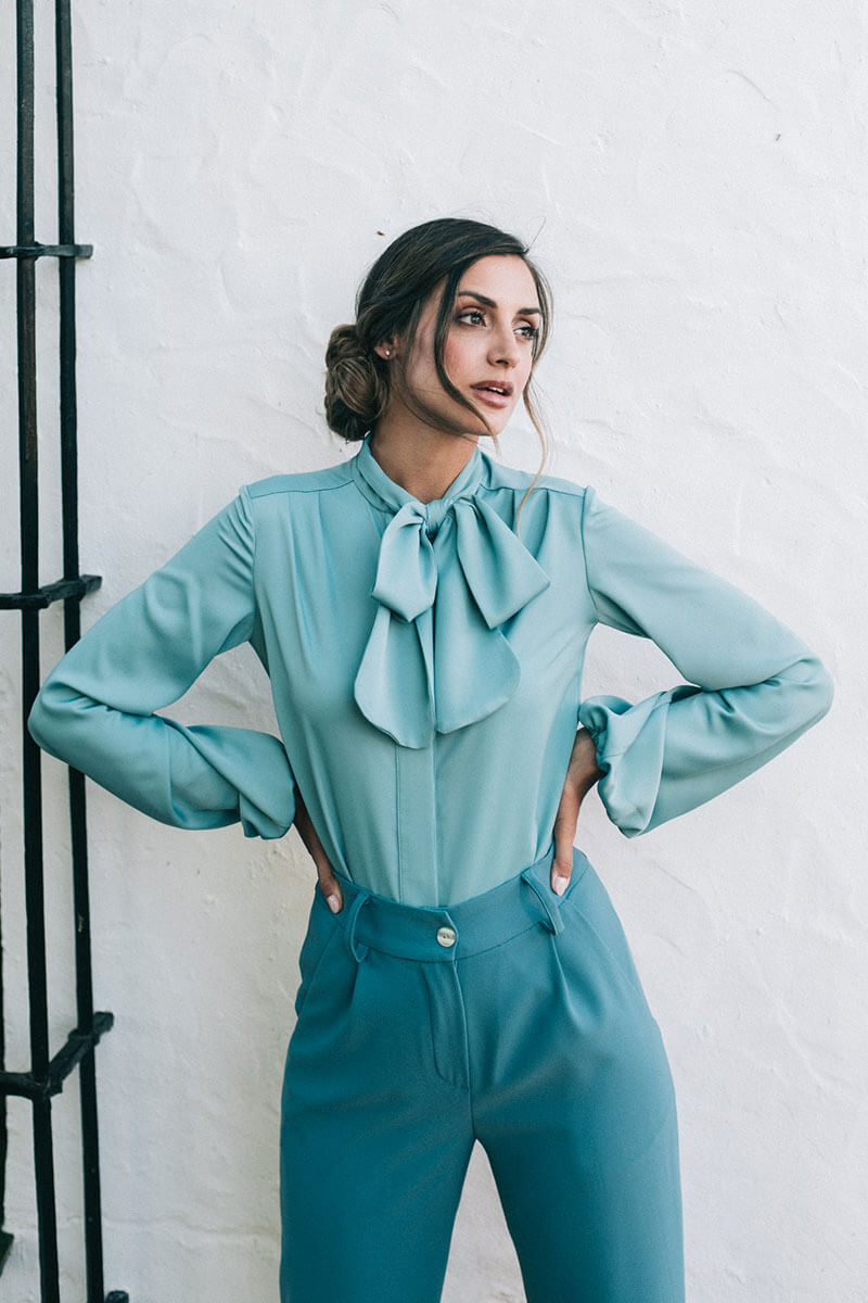 Blusa Be-Leave Mint
