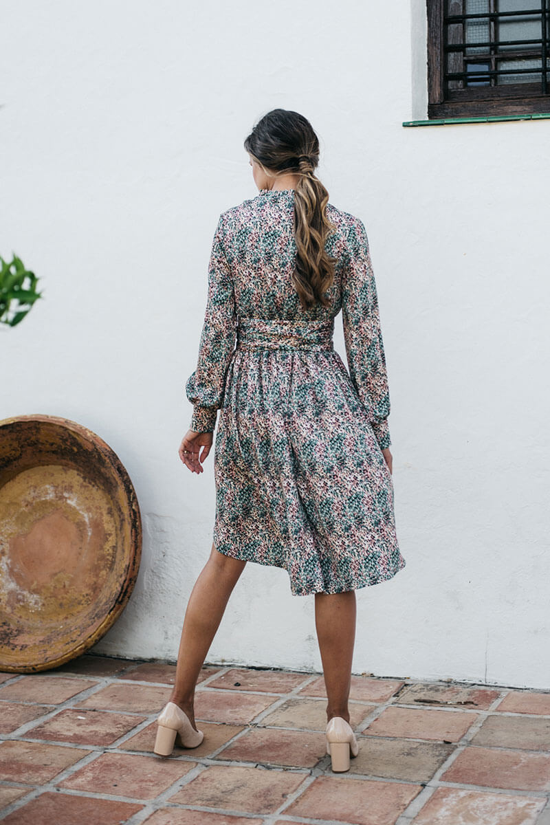 Vestido Think of you Print
